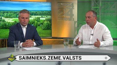 Vai Latvijā lauksaimniecība ir moderna nozare?