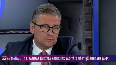 """Bondars nelepojas, ka viņa CV redzama """"Latvijas krājbanka"""""""