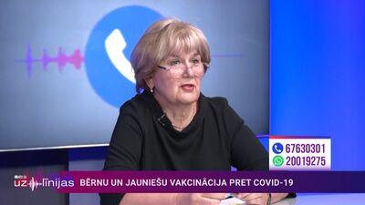 Gardovska par auglību un vakcināciju: Daudz bīstamāks ir pats vīruss
