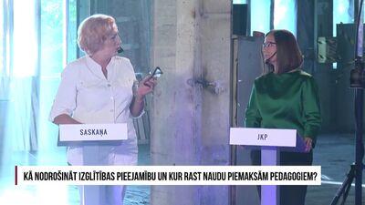 """Olga Veidiņa: """"Es esmu nikna uz Jūsu ministri, kā viņa rīkojās ar bērniem un ar cilvēkiem"""""""