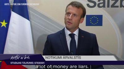 """Francijas valdība aktivizē plānu bez vienošanās """"Brexit"""""""