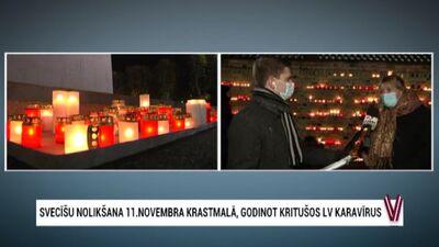 11. novembris Latvijā - Lācplēša diena 2. daļa
