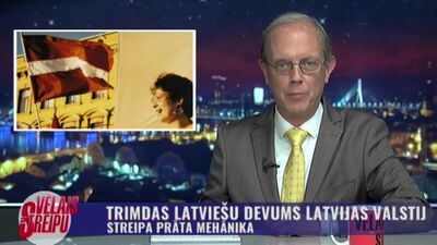 Streipa prāta mehānika: Trimdas latviešu devums Latvijas valstij