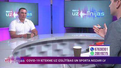 Cik aktīvi vakcinējas Latvijas sportisti?