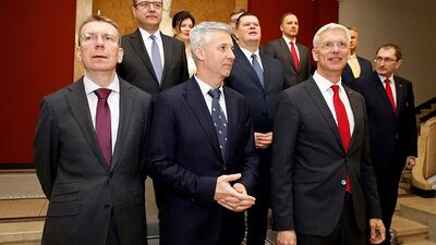 Vai valdības slikto vērtējumu provocē daži ministri?