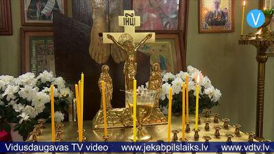 Krustpils Svētā Nikolaja pareizticīgo baznīca