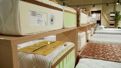 Ossov - līderis matraču un virsmatraču ražošanā