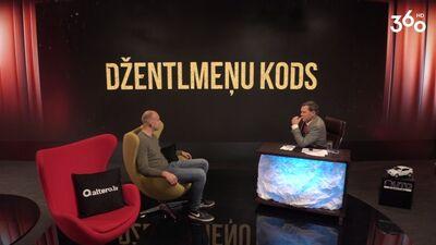 """Sarunu šovs par sportu """"Hattrick ar Puči"""" 2. sezona 5. epizode"""