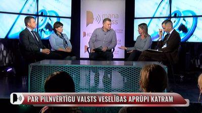 Izaicinājumi veselības aprūpes sistēmā Latvijā un citviet pasaulē