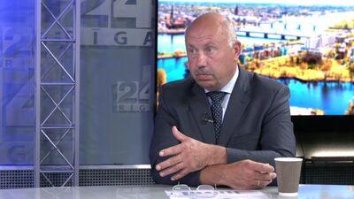 """""""Rīgas siltums"""" valdes priekšsēdētājs: Katrs grāds ir 5% no rēķina"""