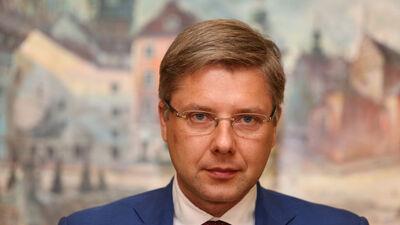 Zelmenis par Ušakova gatavību kandidēt Rīgas domes ārkārtas vēlēšanās