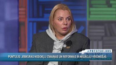 Aija Šmidre par nodokļu izmaiņām: Nav ne jausmas, kā kultūras cilvēki varēs to atļauties