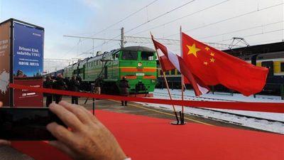 Kur pazudusi slavenā vilcienu satiksme Ķīna - Latvija?