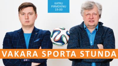 Vakara Sporta Stunda