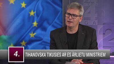 Bondars: Eiropā mēs esam baltkrievu tautas lobijs