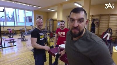 Raivis Vidzis: Aizveriet mutes, ja jums ir pretenzijas pret arm wrestling!