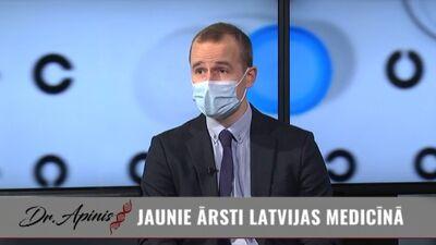 Neirologs Jānis Vētra: Covid-19 veicina asinsreces izmaiņas