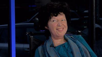 Pirmo reizi Latvijā, kā Nr.1 vēlēšanu sarakstā - sieviete ratiņkrēslā!