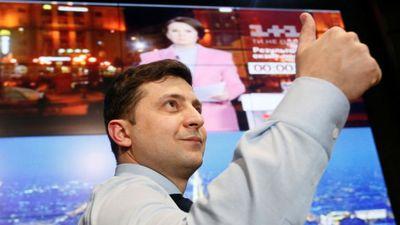 Uzvaras gadījumā Zelenskis gatavs sarunām ar Putinu