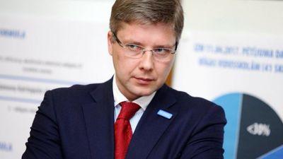 Ušakova atstādināšana ir daļa no viņa EP kampaņas?