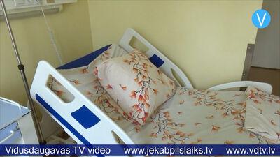 Jēkabpils reģionālajai slimnīcai – jaunas multifunkcionālās gultas