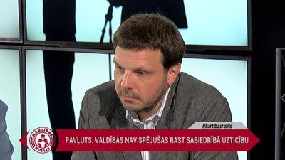 """Jānis Ikstens: """"Populisms barojas no neapmierinātiem cilvēkiem"""""""