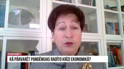 Kā pārvarēt pandēmijas radīto krīzi ekonomikā?