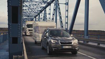 Ceļu drošības un infrastruktūras attīstība Latvijā