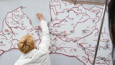 Tērauda: Vienalga kā sadalām Latviju - vienmēr būs pārrobežu jautājumi