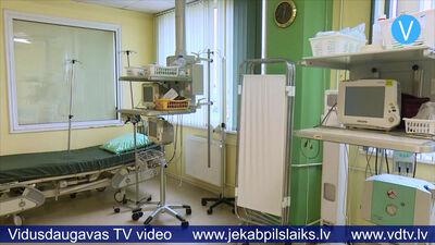 Jēkabpils reģionālajā slimnīcā četri letāli Covid-19 gadījumi