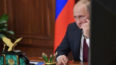 Putina un Zelenska pirmā telefonsaruna. Par ko viņi runāja?