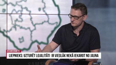 Speciālizlaidums: Latvijas pašvaldību vēlēšanas 8. daļa
