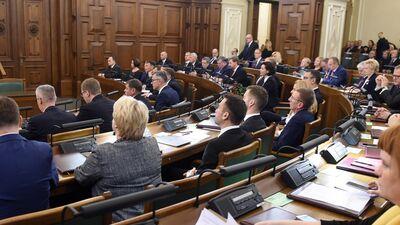 Rozenvalds par budžetu: Vai šādi koalīcija veicina mūsu attīstību?