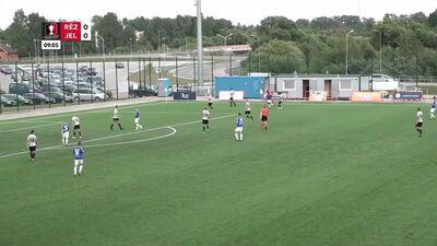 Rēzekne - Albatroz SC/FS Jelgava. Latvijas kauss futbolā astotdaļfināls. Spēles ieraksts
