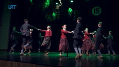 """Dobeles pilsētas kultūras nama bērnu deju kolektīvam """"Drellīši"""" - 15"""