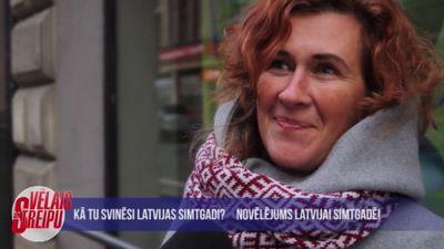 Viedokļi: Kā svinēsi Latvijas simtgadi?