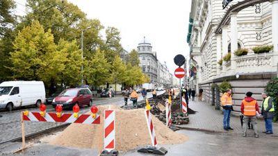 Rīgā gaidāmi kārtējie brīnumi ar infrastruktūras remontiem, stāsta Ķirsis
