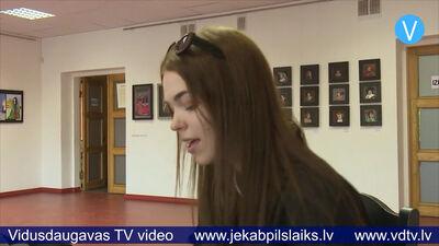 """Jēkabpiliete Megija Kļaviņa iekļuvusi dziedāšanas konkursa """"Ghetto Faktors"""" superfinālā"""