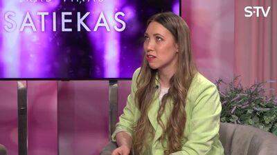 Māras Upmanes-Holšteines meita brāli esot satikusi jau debesīs