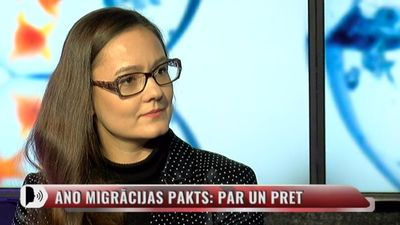 Ozola: Balsot pret ANO Migrācijas kompaktu bija arī iekšpolitisks lēmums