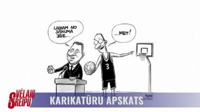 Karikatūru apskats: Laikam no sākuma jāiemet!