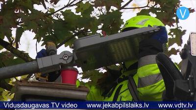 Jēkabpilī īsteno Latvijā apjomīgāko ielu apgaismojuma projektu
