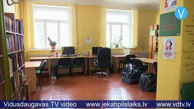 Jēkabpils pilsētas bibliotēka pārmaiņu priekšā