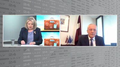 Aivars Groza: Izraēlas vakcinācijas veiksmes stāsts ir saistīts ar vēlēšanu kampaņu