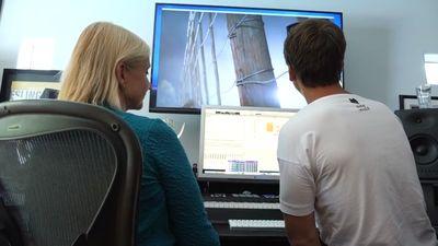 Rešetins palīdz komponēt filmas skaņu celiņu