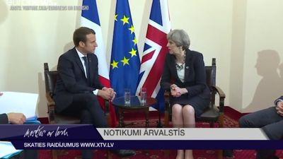 """ES gatava atvēlēt Lielbritānijai papildus laiku """"Brexit"""" īstenošai"""