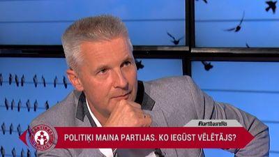 """Pabriks: Šlesers bija tas, kas ieveda """"Saskaņu"""" Rīgas domē"""