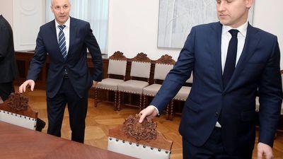 Vai vēl kāda partija plāno sabotēt Gobzema centienus izveidot valdību?