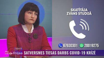 Skatītāja jautā: vai vakcinācija pret Covid-19 būs obligāta?