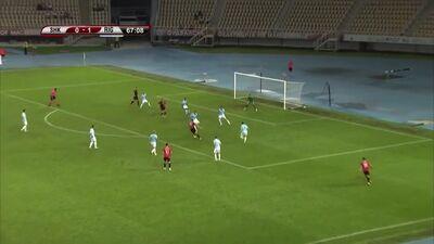 """""""Riga FC"""" atkārtoti uzvar maķedoniešus un iesoļo UEFA Konferences līgas nākamajā kārtā"""
